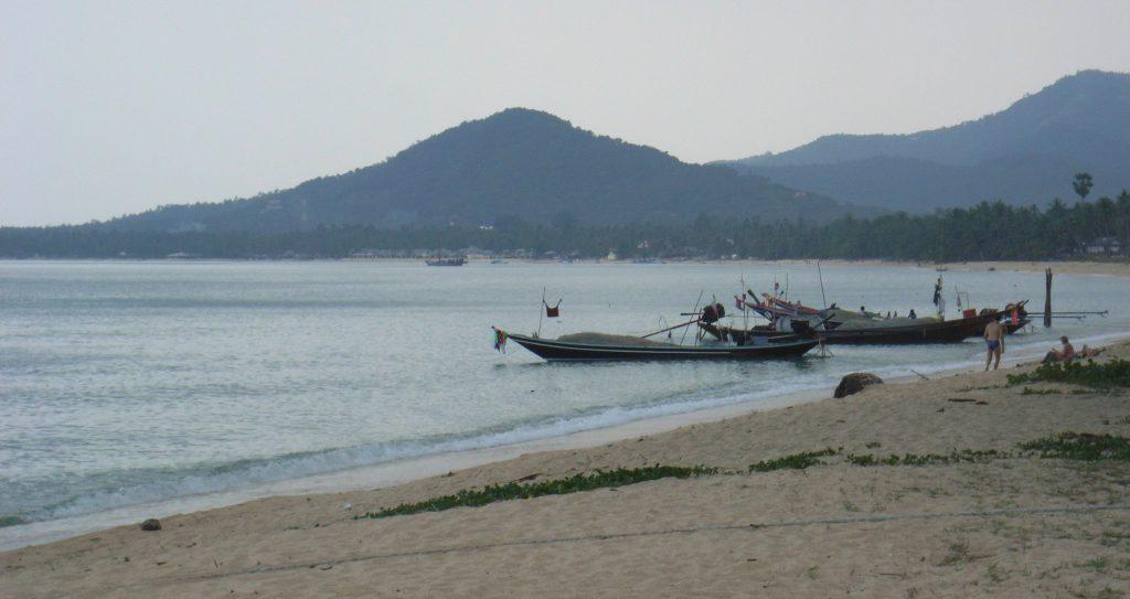 Ko Samui båtar