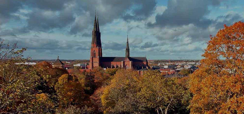 Uppsala Domkyrka Svenska Kyrkan
