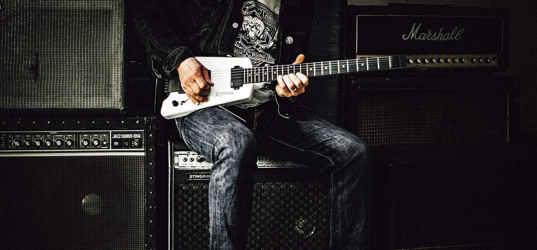 De tio mest spelade riffen på gitarr